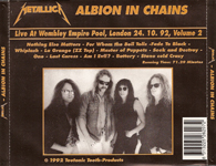 ALBION IN CHAINS
